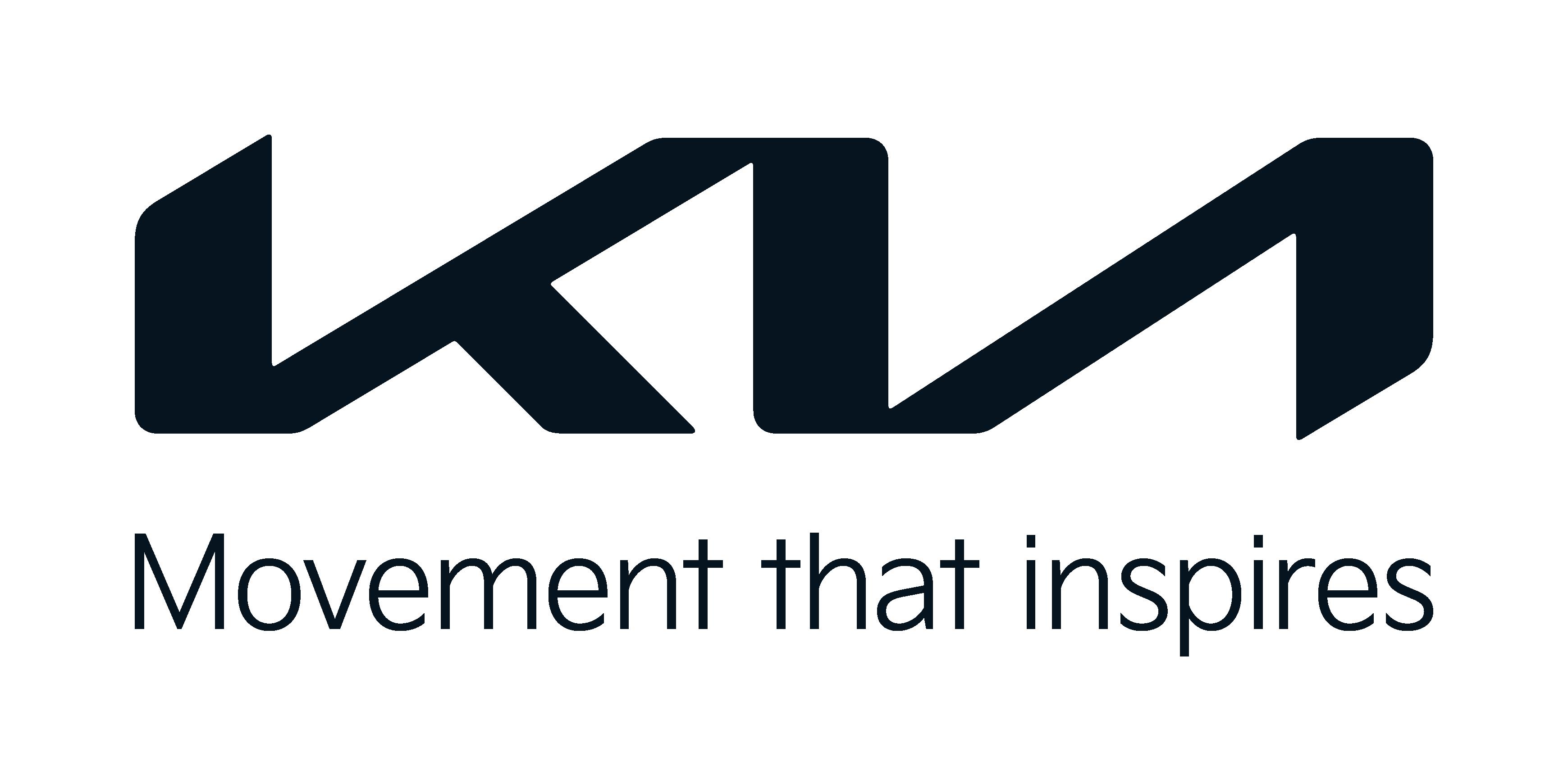 Kia Slogan schwarz